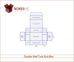 Custom Double Wall Tuck End Boxes