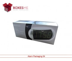Alarm Packaging Boxes