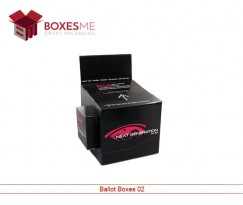 Custom Ballot Boxes