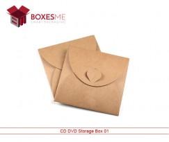 Custom CD DVD Boxes