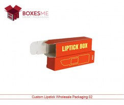 Custom Lipstick Wholesale Packaging