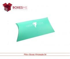 Pillow Boxes Wholesale