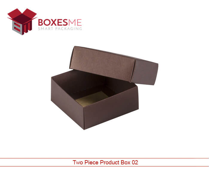 two piece product box NY